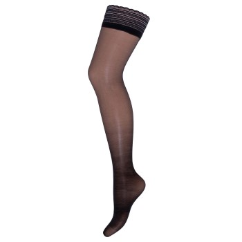 Decoy 20 Den Silk Look Stay-Up Tights