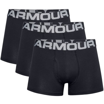 Under Armour 3 stuks Charged Cotton 3in Boxer
