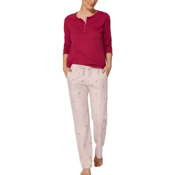 Triumph Lounge Me Cotton Character Button Pyjama