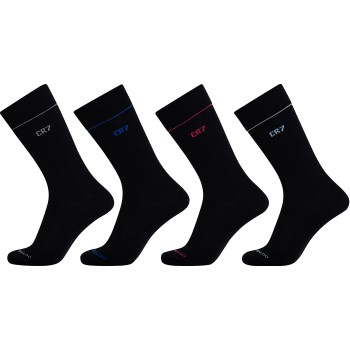 CR7 Cristiano Ronaldo 4 stuks Fashion Cotton Socks * Actie *