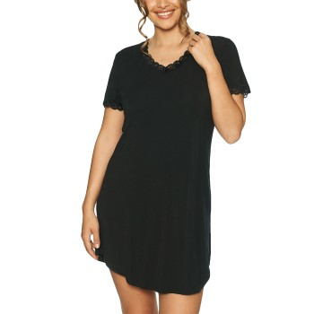 Lady Avenue Bamboo Nighdress SS