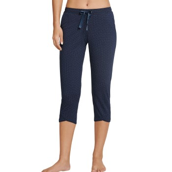 Schiesser Mix and Relax Capri Pants