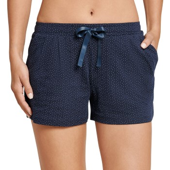 Schiesser Mix and Relax Print Shorts