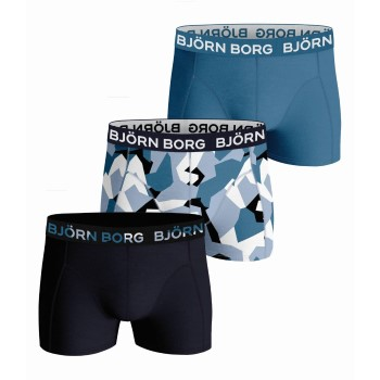 Bj�rn Borg 3 stuks Cotton Stretch Shorts For Boys 2123
