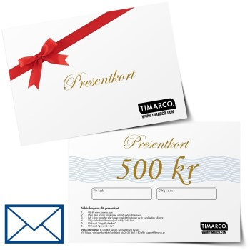 Gift card 50 Euro Paper
