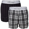 2-Pack Calvin Klein Modern Cotton Woven Slim Fit Boxer