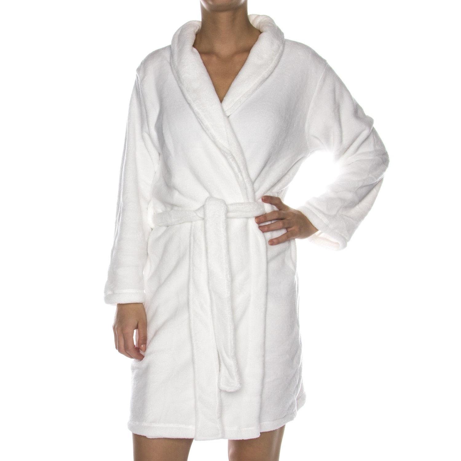 ... Missya Cornflocker Fleece Robe Short ... online store 75fb4 4c8a4 ... c35f60223