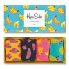 4-Pack Happy Socks Fruit Gift Box
