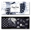 4-Pack Happy Socks Black And White Gift Box