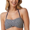 Abecita Sailor Twisted Bandeau Bra