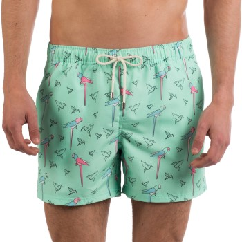Panos Emporio Origami Apollo Swim Shorts