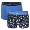 2-Pakkaus Gant Cotton Stretch Floral Shadow Trunks