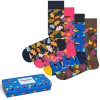 4-Pack Happy Socks Forest Gift Box