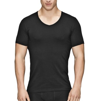 JBS of Denmark Organic Cotton V neck T shirt T shirts