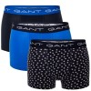 3-Pakkaus Gant Cotton Stretch Snowflake Trunk