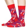 Happy Socks Rolling Stones Stripe Me Up Sock