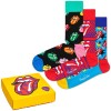 3-er-Pack Happy Socks Rolling Stones Sock Box Set