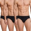 3-Pakkaus Schiesser Essentials Super Mini Briefs