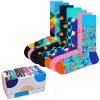 7-er-Pack Happy Socks 7-Day Gift Box