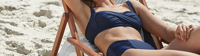 Bikinis som sitter godt, over-og underdeler - Timarco