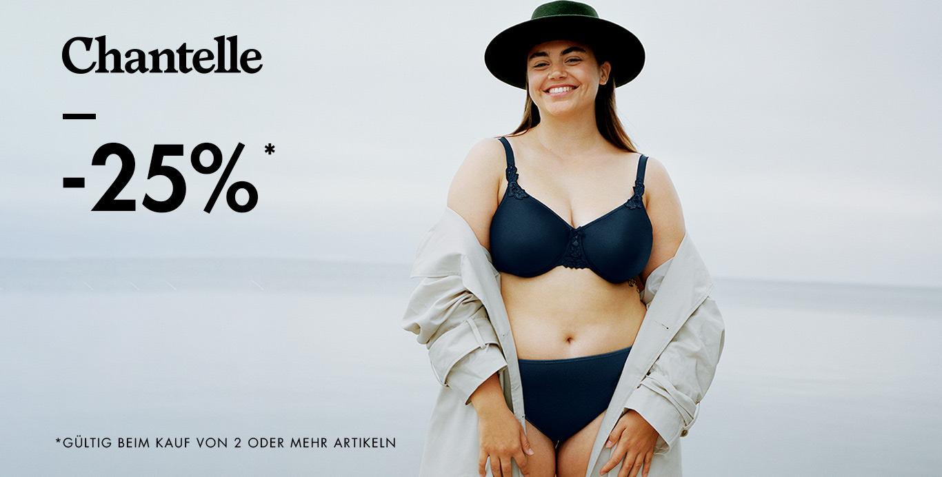 Chantelle - 25% - Timarco.at