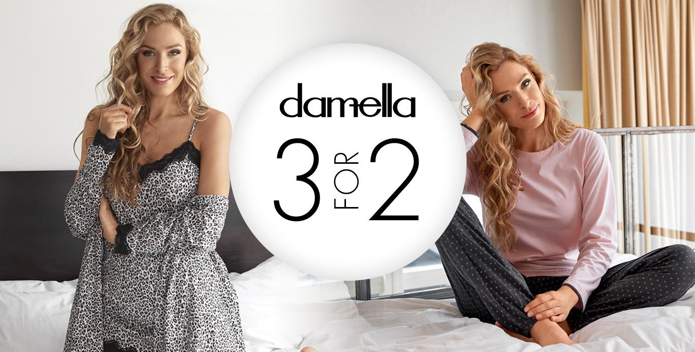 Damella 3 for 2 - Timarco.dk