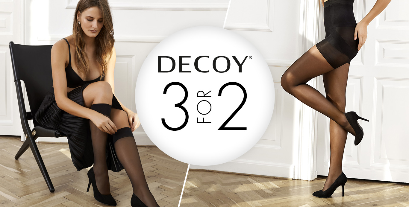 Decoy 3 for 2 - Timarco.dk