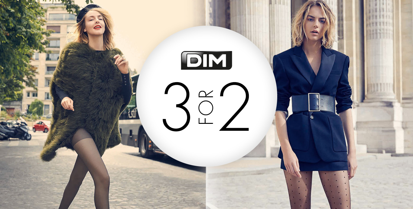 DIM 3 for 2- Timarco.dk