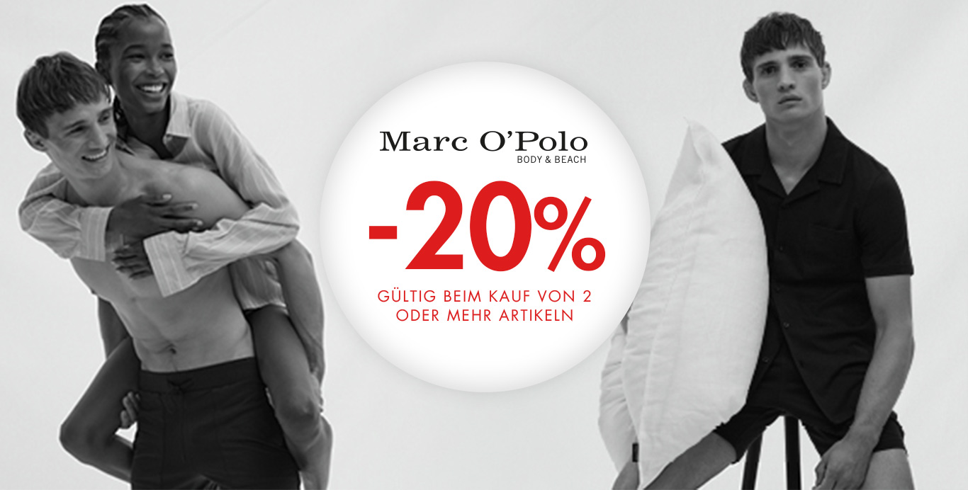Marc o Polo  20% - Timarco.at