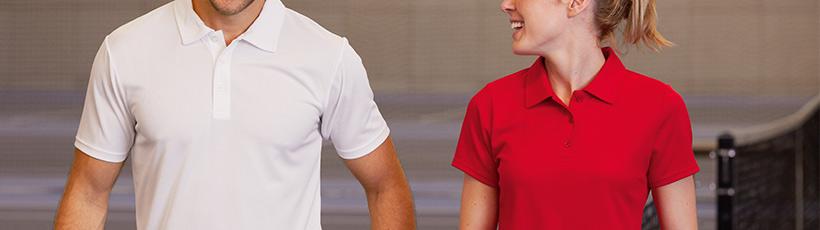 Poloshirts met korte en lange mouwen voor mannen en vrouwen - Timarco