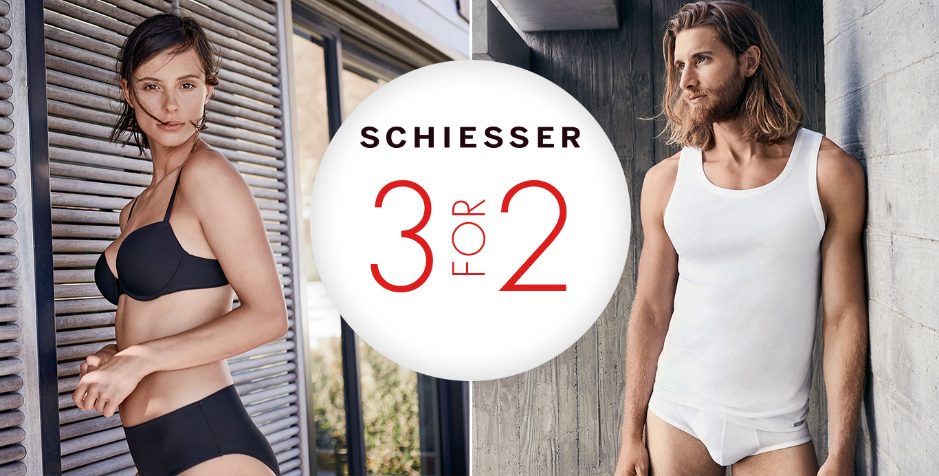 schiesser-3-for-2---Timarco.se - Timarco.no