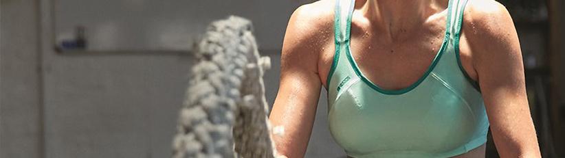Sports-bh A til O skåle – BH til træning – Timarco