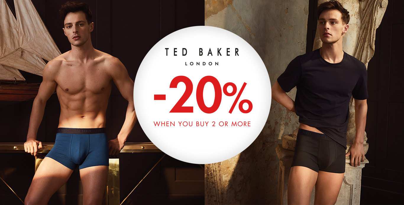 Ted Baker 20% - Timarco.co.uk