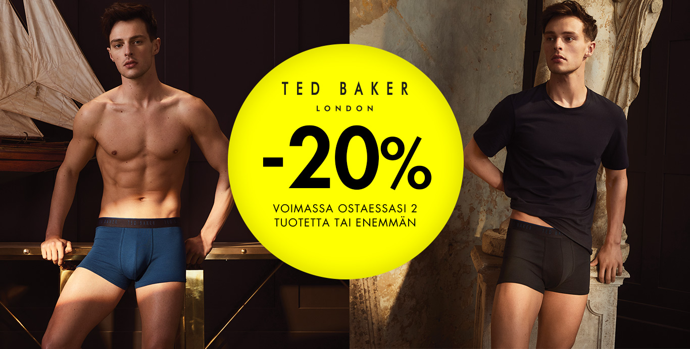 Ted Baker 20% - Timarco.fi