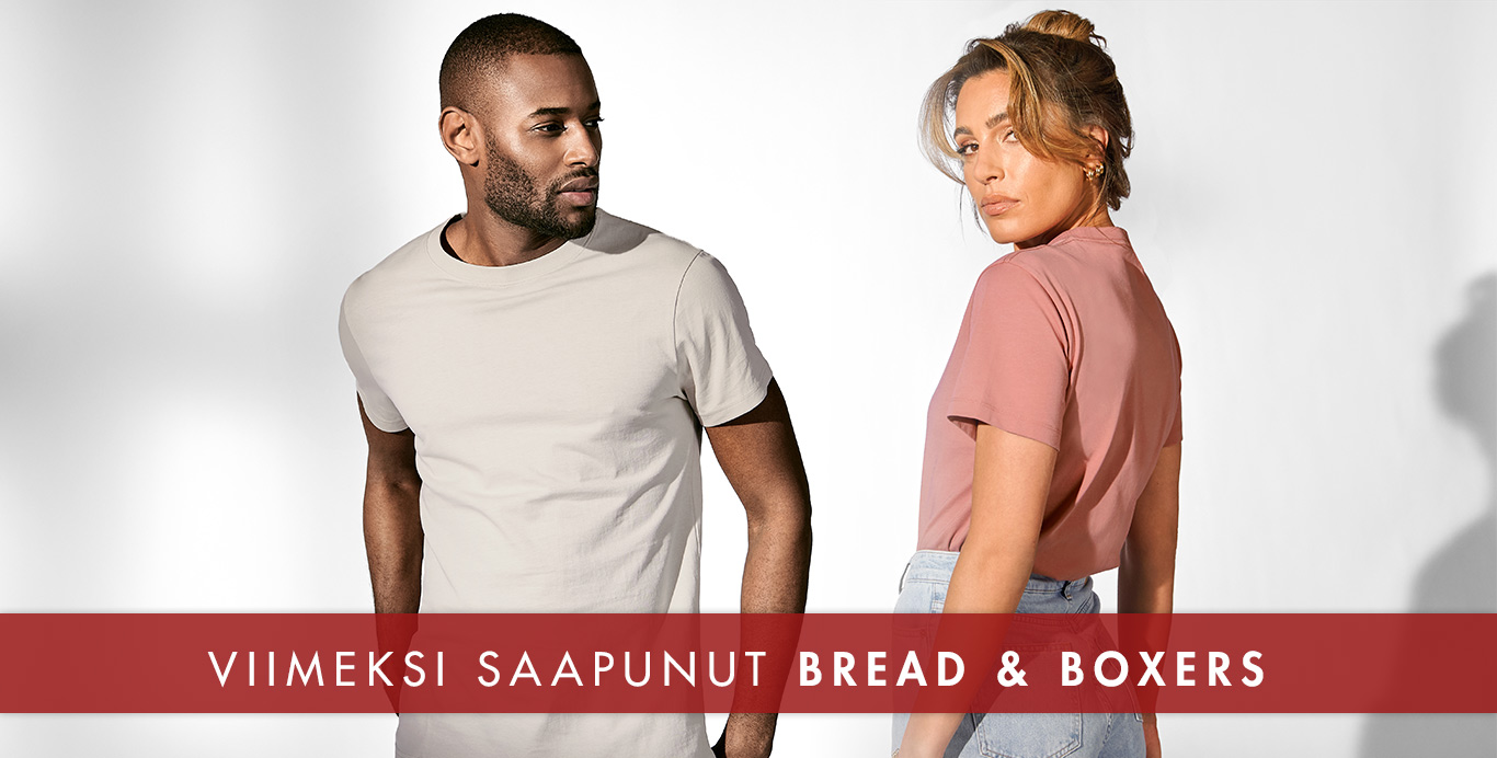 Bread and boxers - timarco.fi