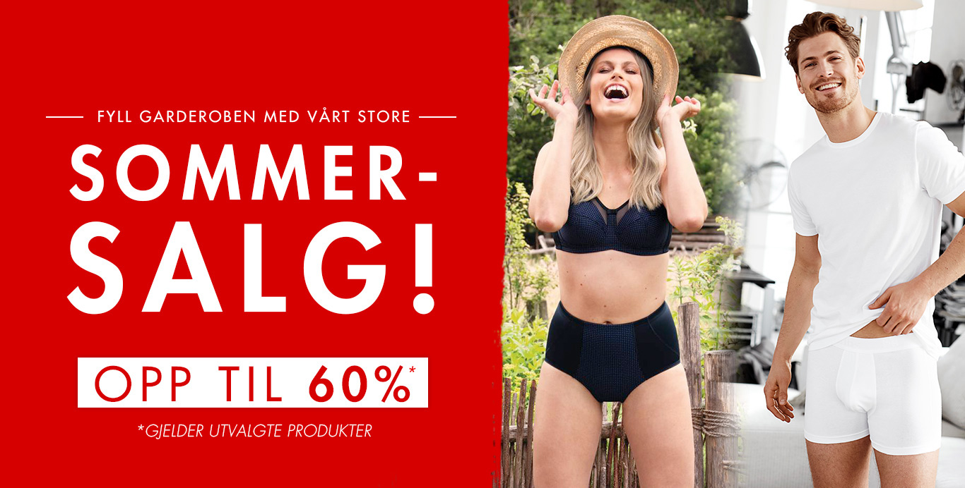 Sommersalg - Timarco.no
