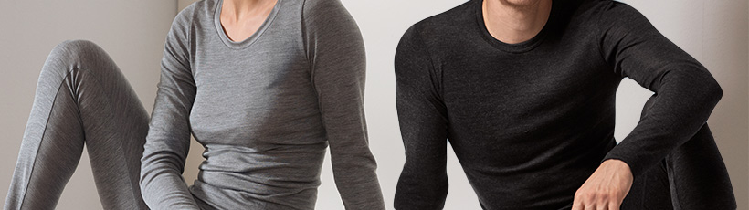 Warm ondergoed voor dames en heren online bij Timarco